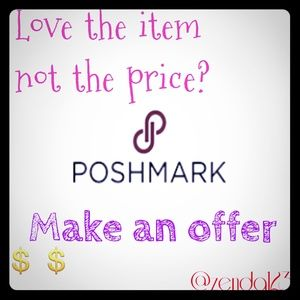 💰💰Make me an offer on any item in my closet